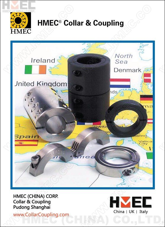 Welcome to HMEC® CC™ Collar/Coupling...