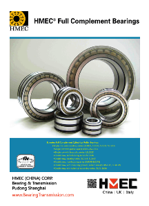 Welcome to HMEC® Full Complement Bearings...