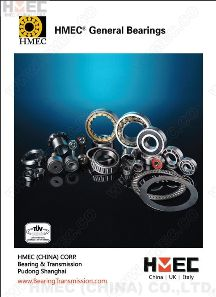 Welcome to HMEC® General Bearings...